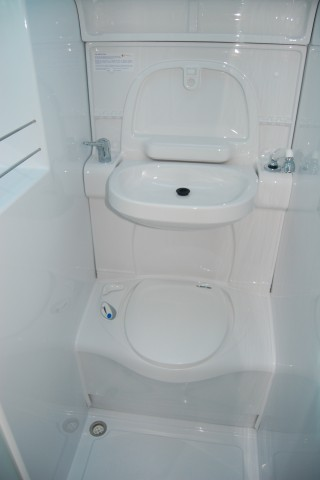4 Berth Motorhome with Toilet and Shower (Perth Only)